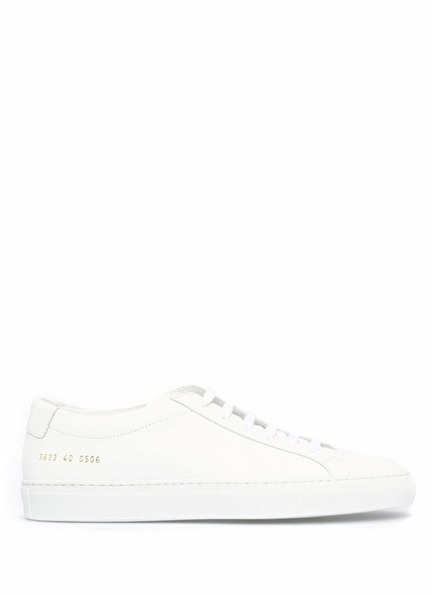 Common Projects Lifestyle Ayakkabı Beyaz
